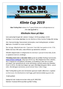 Klinte Cup i påsken den 19. & 20. april 2019